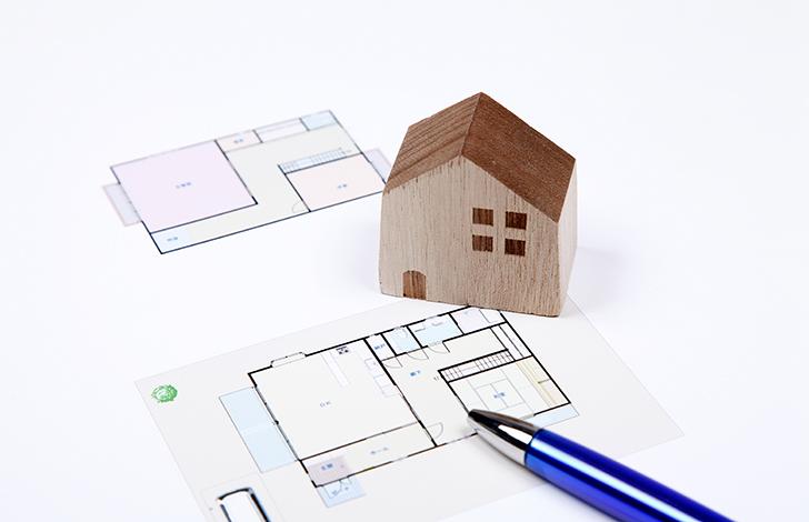 家の図面・間取り図