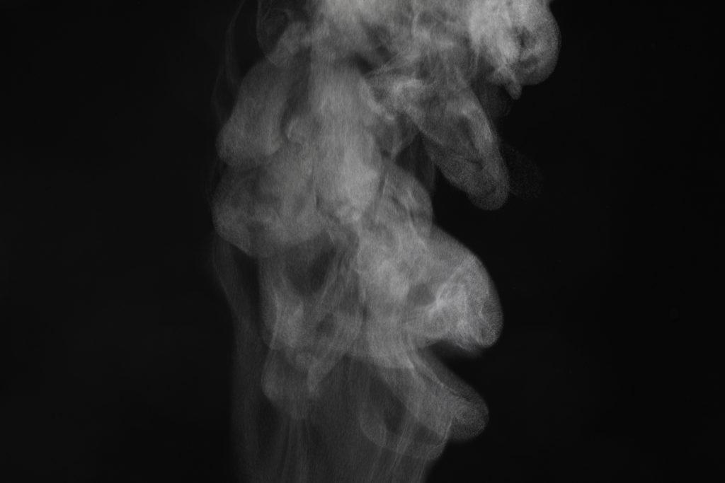 バルサン 煙