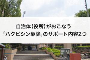 自治体(役所)